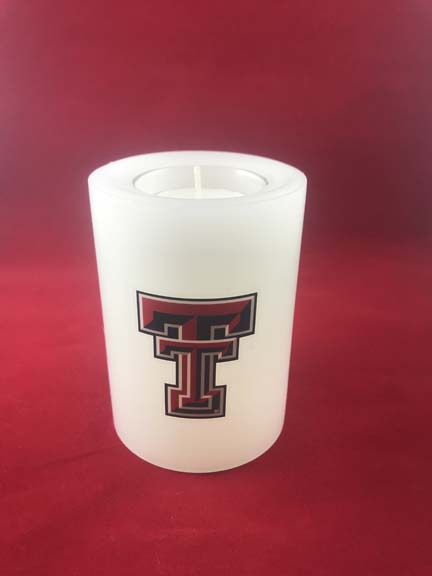 3X4 Sports Team Forever Candle