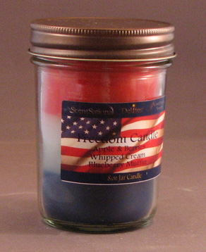 8 oz Freedom Candle