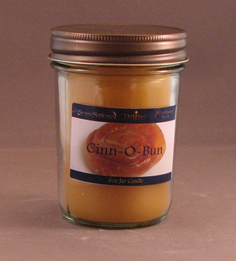 8 oz Wooden Wick candle