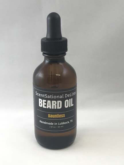 2 oz Beard Oil