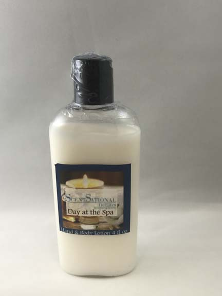Hand & Body Lotion - 4 oz